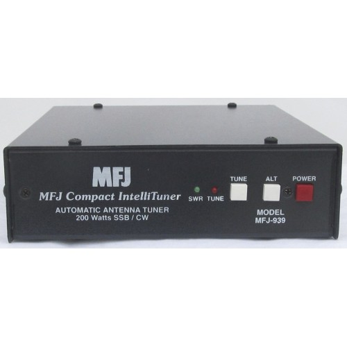 MFJ-939I ACCORDATORE AUTOMATICO PLUG AND PLAY 200Watt HF,W CON CAVO ICOM AUTOMATICI