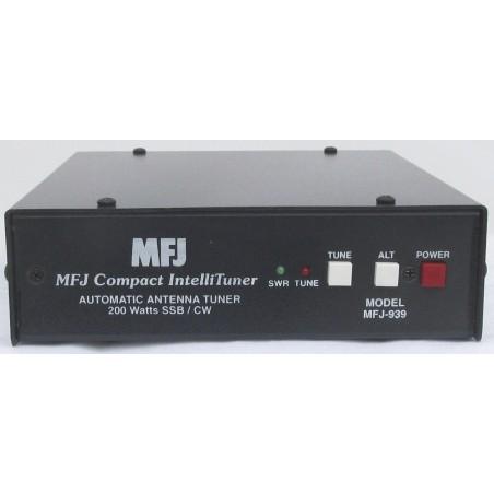 MFJ-939I ACCORDATORE AUTOMATICO PLUG AND PLAY 200Watt HF,W CON CAVO ICOM AUTOMATICI