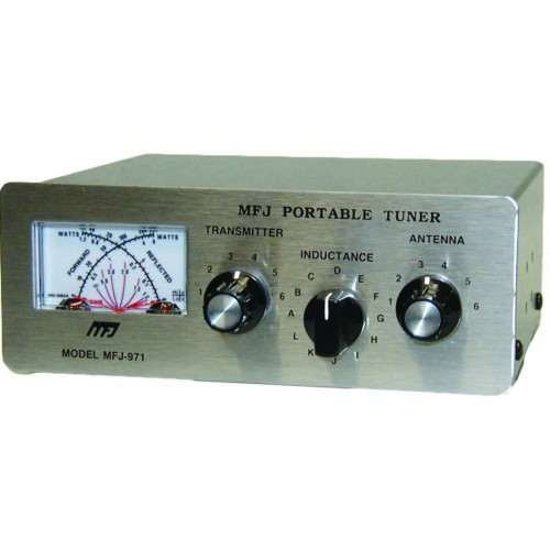 MFJ-971 ACCORDATORE D'ANTENNA PORTATILE - QRP