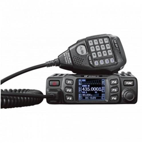 CRT MICRON RICETRASMETTITORE VEICOLARE VHF/UHF VEICOLARI