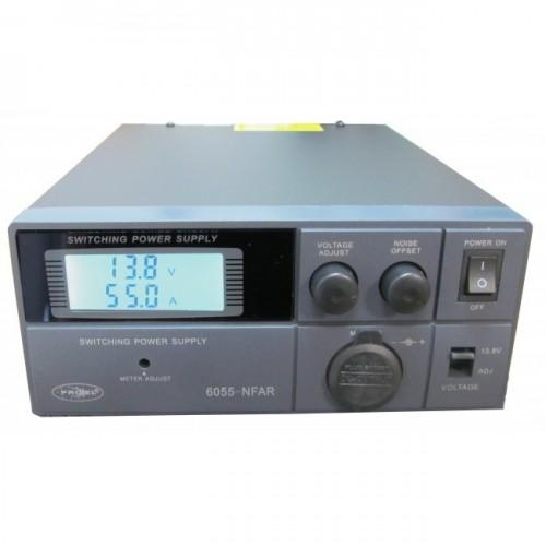 PROXEL 6055-NFAR ALIMENTATORE SWITCHING DIGITALE 55A REGOLABILE 9/16V