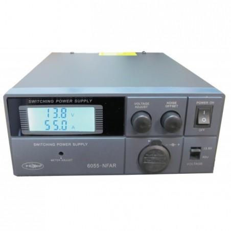 PROXEL 6055-NFAR ALIMENTATORE SWITCHING DIGITALE 55A REGOLABILE 9/16V SWITCHING
