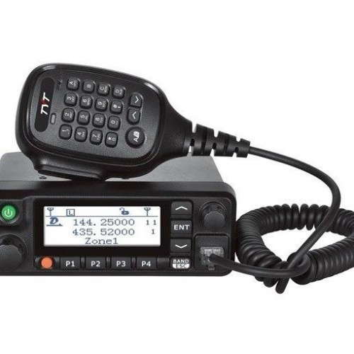 TYT MD-9600 RICETRASMETTITORE VEICOLARE DMR/ANALOGICO + GPS VHF/UHF 50/45 W