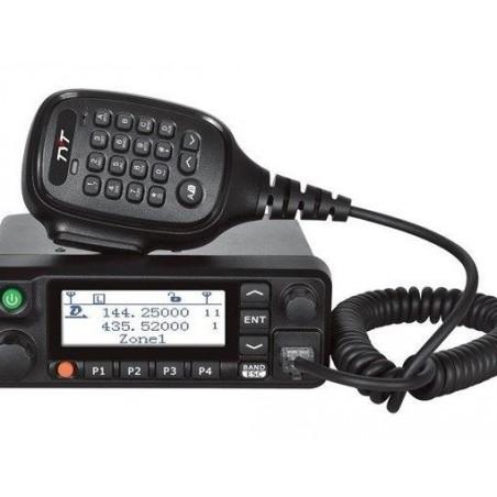 TYT MD-9600 RICETRASMETTITORE VEICOLARE DMR/ANALOGICO + GPS VHF/UHF 50/45 W  DMR