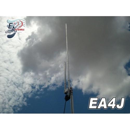 EANTENNA EA4J ANTENNA VERTICALE 70MHZ VHF/UHF/SHF BASE