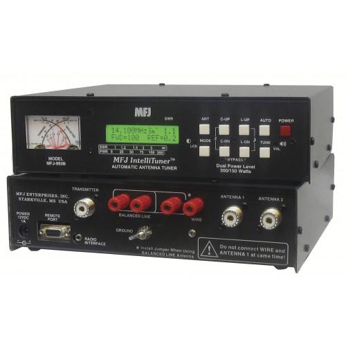 MFJ-993B ACCORDATORE AUTOMATICO 300W AUTOMATICI