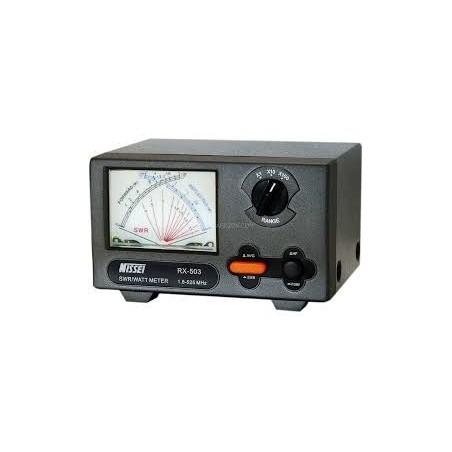 NISSEI RX-503 ROSMETRO/WATTMETRO 1,8-525MHZ ROSMETRI/WATTMETRI