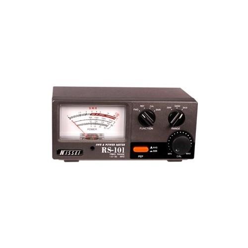 NISSEI RS-101 ROSMETRO/WATTMETRO 1,6-60MHZ