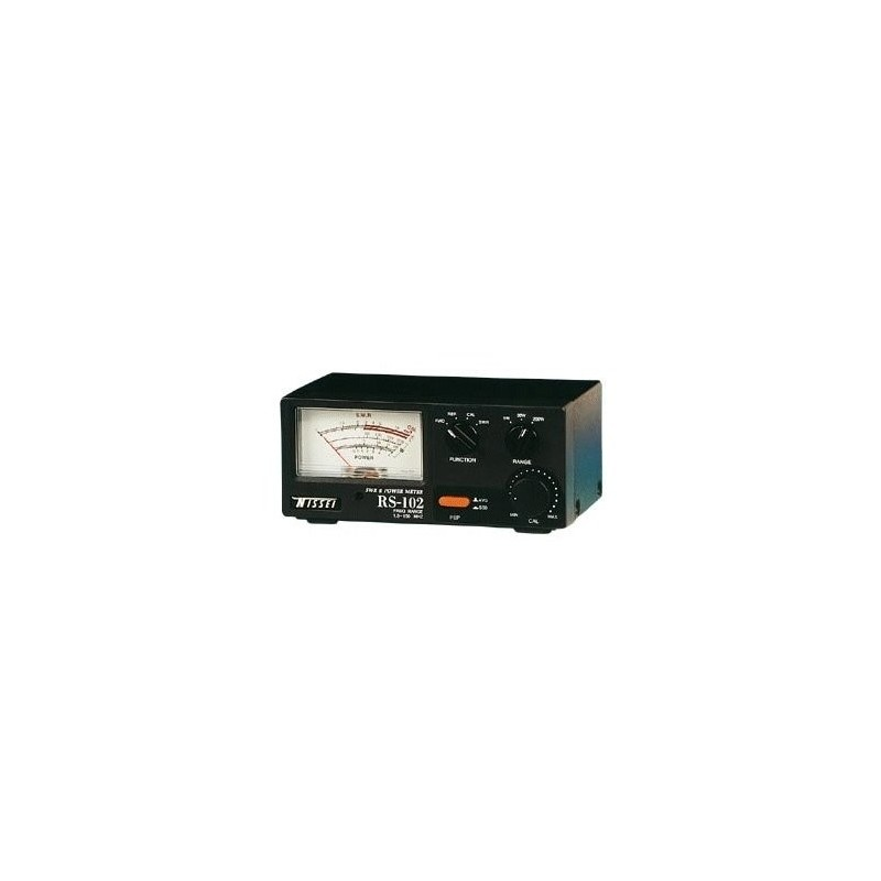 NISSEI RS-102 ROSMETRO/WATTMETRO 1,8-200MHZ ROSMETRI/WATTMETRI