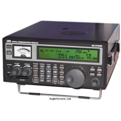 AOR AR-5700D RICEVITORE ANALOGICO/DIGITALE
