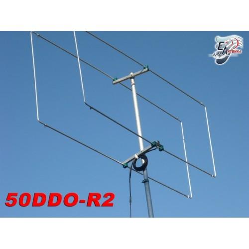EANTENNA 50DDO-2 2EL. 50MHZ HF VERTICALI