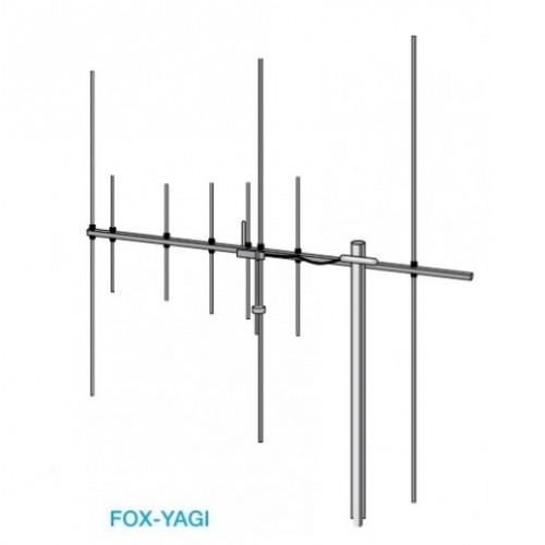 FALKOS FOX YAGI ANTENNA DIRETTIVA VHF/UHF