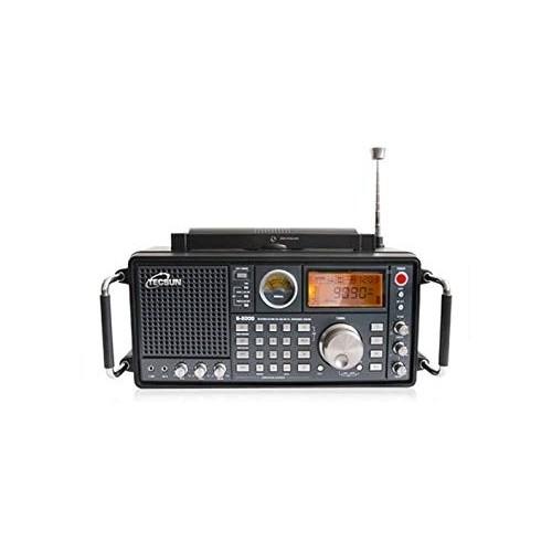 TECSUN S-2000 RICEVITORE HF+FM COMMERCIALE + VHF AERONAUTICA