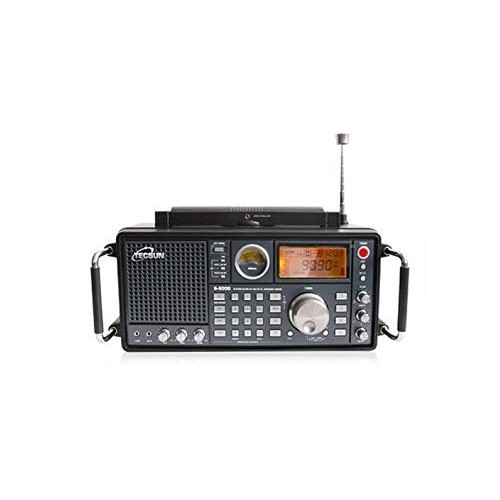 TECSUN S-2000 RICEVITORE HF+FM COMMERCIALE + VHF AERONAUTICA BASE