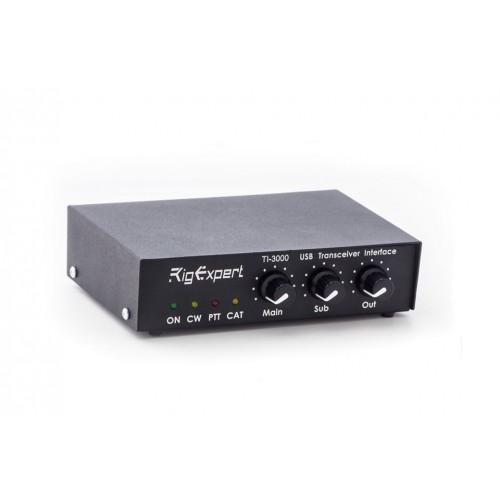 RIGEXPERT TI-3000 TRANSCEIVER INTERFACE INTERFACCE