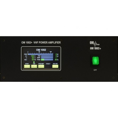 OM POWER OM1002+ AMPLIFICATORE LINEARE