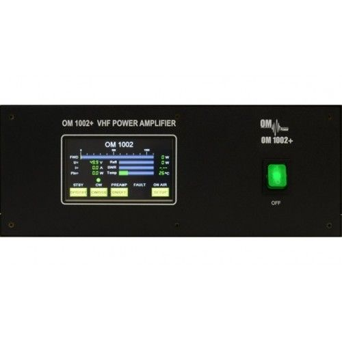 OM POWER OM1002+ AMPLIFICATORE LINEARE