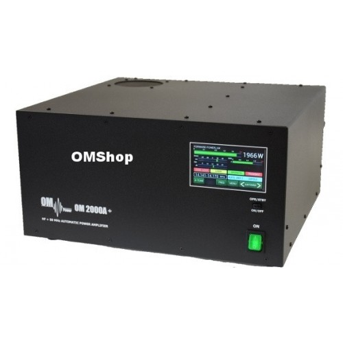 OM POWER OM2000A+ AMPLIFICATORE LINEARE