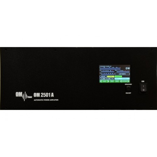 OM POWER OM2501A AMPLIFICATORE LINEARE
