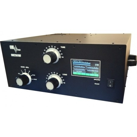OM POWER OM2501HF AMPLIFICATORE LINEARE