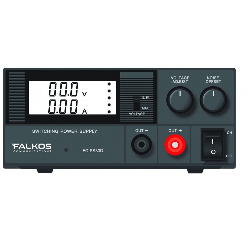 FALKOS FC-SS30D ALIMENTATORE SWITCHING REGOLABILE