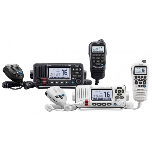 ICOM IC-M423GE RICETRASMETTITORE VHF NAUTICO
