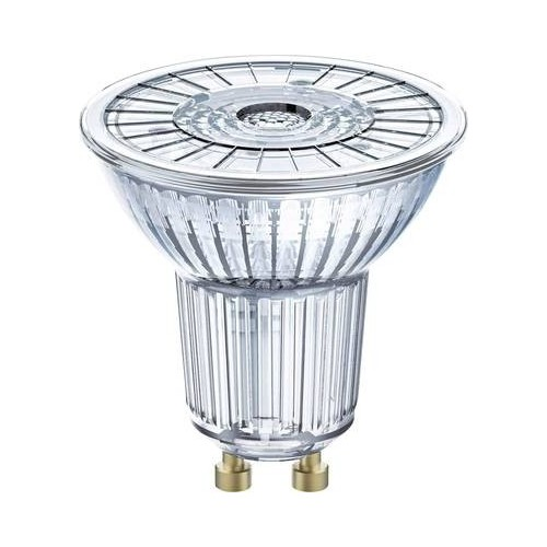 OSRAM LED (monocolore) Classe energetica A+ (A++ - E) GU10 Riflettore 4.3 W  50 W Bianco neutro (Ø x L) 51 mm x 55 mm DI TUTT...