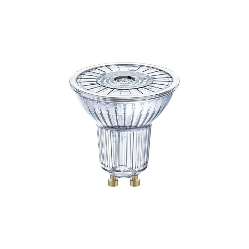 OSRAM LED (monocolore) Classe energetica A+ (A++ - E) GU10 Riflettore 4.3 W 50 W Bianco neutro (Ø x L) 51 mm x 55 mm