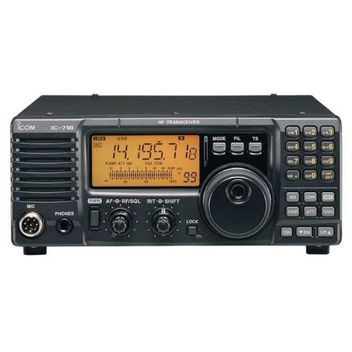 ICOM IC-718 RICETRASMETTITORE BASE HF ALL MODE