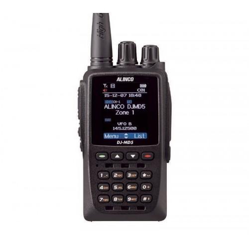 ALINCO DJ-MD5 RICETRASMETTITORE PORTATILE VHF/UHF