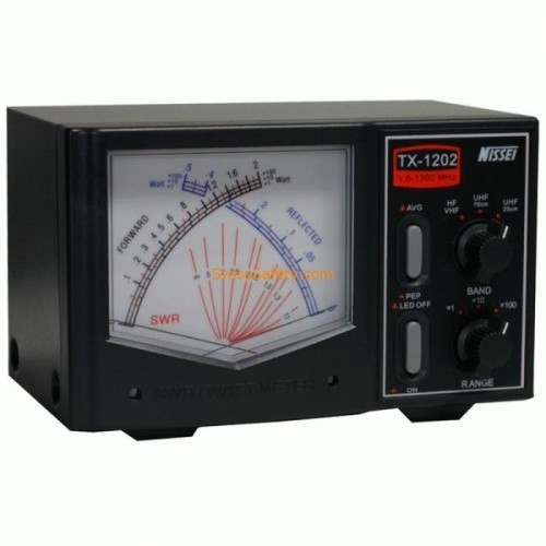 NISSEI TX-1202 ROSMETRO/WATTMETRO DA1,6 A 1300 MHZ ROSMETRI/WATTMETRI