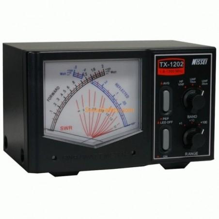 NISSEI TX-1202 ROSMETRO/WATTMETRO DA1,6 A 1300 MHZ