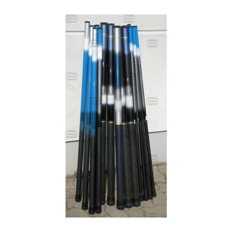 Standard Mast in fibra di vetro 10m  PALI E STAFFE DI FISSAGGIO