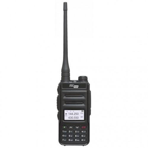 POLMAR DB-5MKII RICETRASMETTITORE VHF/UHF PORTATILE PORTATILI