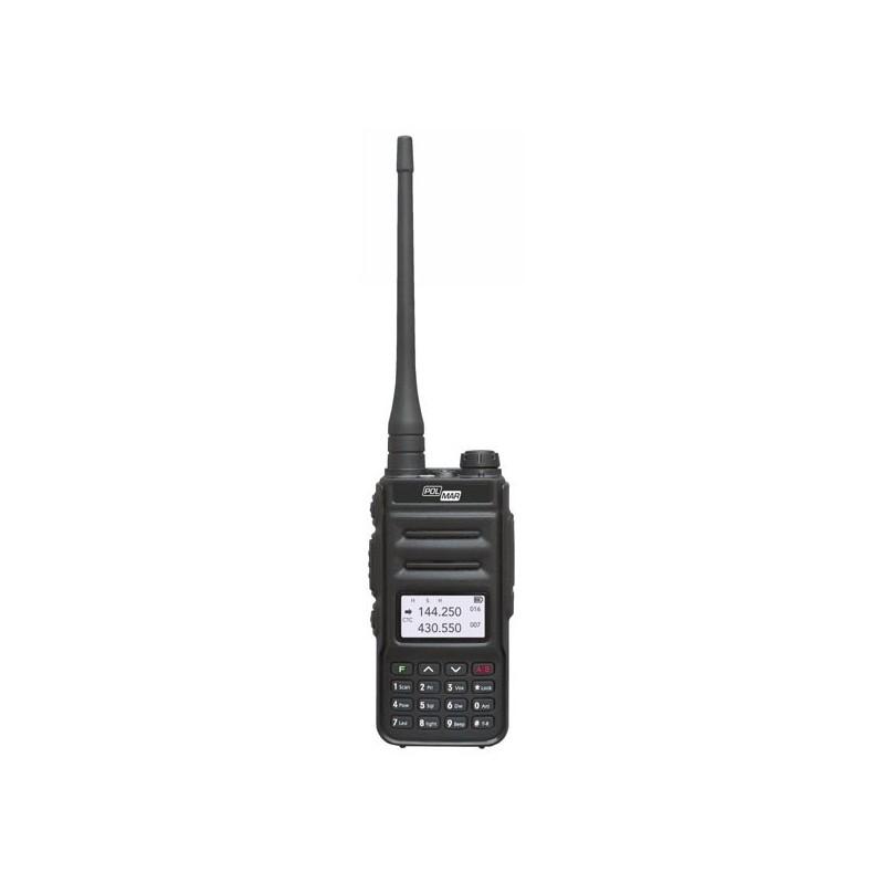 POLMAR DB-5MKII RICETRASMETTITORE VHF/UHF PORTATILE