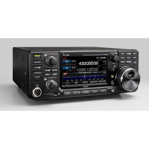 ICOM IC-9700 RICETRASMETTITORE BASE VHF/UHF/SHF GARANZIA ITALIA 3ANNI BASE
