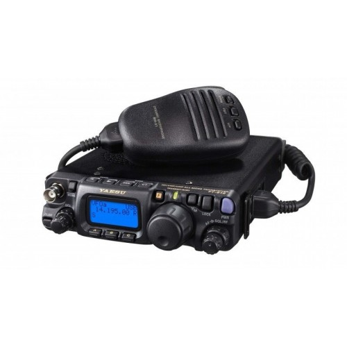 YAESU FT-818ND RICETRASMETTITORE 6W HF/VHF/UHF ALL MODE VEICOLARI