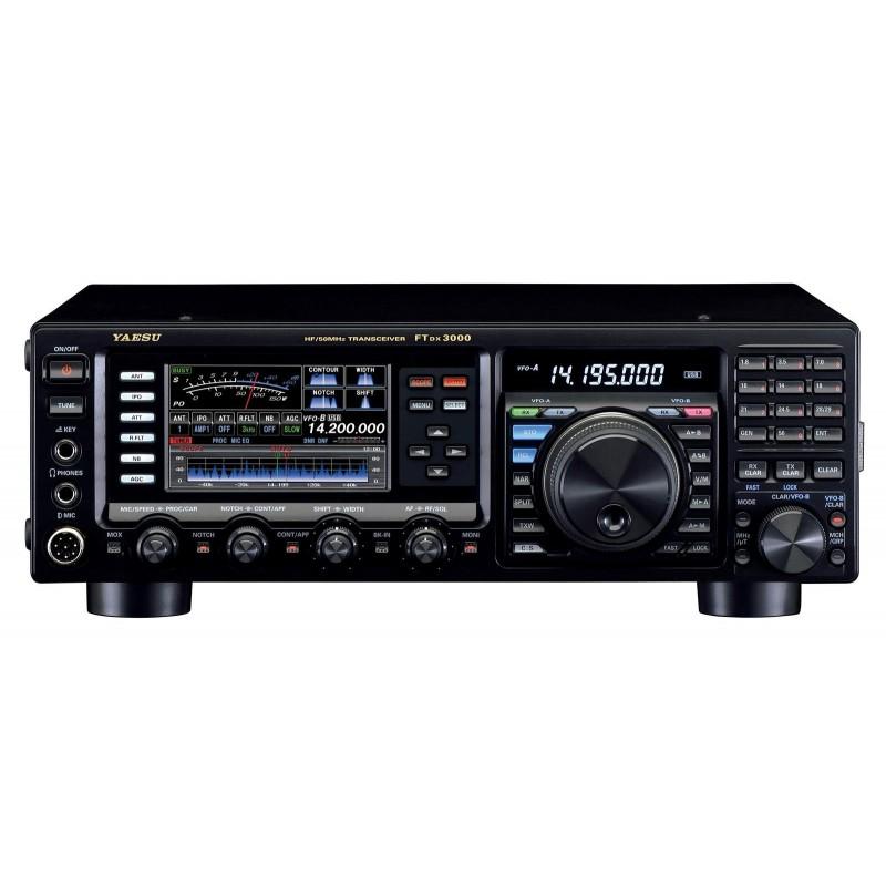 YAESU FTDX-3000 RICETRASMETTITORE HF/50MHZ  BASE