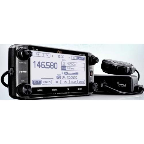 ICOM ID-5100E RICETRASMETTITORE ANALOGICO/DIGITALE VEICOLARE DUAL BAND VHF/UHF