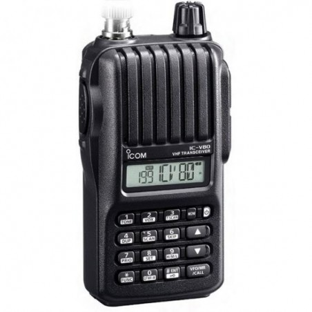 ICOM IC-V80 RICETRASMETTITORE PORTATILE MONOBANDA VHF PORTATILI