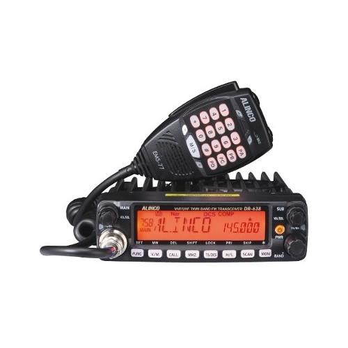 ALINCO DR-638HE RICETRASMETTITORE VEICOLARE VHF/UHF