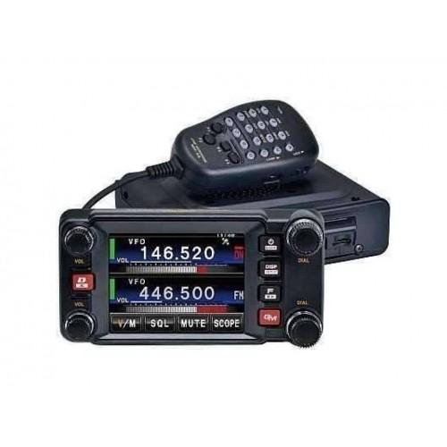 YAESU FTM-400XDE RICETRASMETTITORE ANALOGICO/DIGITALE C4FM CON GPS 5ANNI DI GARANZIA