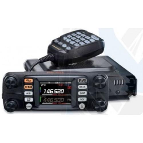 YAESU FTM-300DE RICETRASMETTITORE VEICOLARE 50W C4FM 144/430MHZ