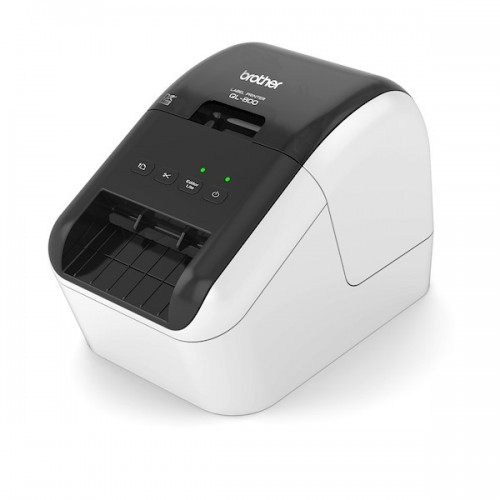 BROTHER QL-800 PROFESSIONAL LABEL PRINTER- STAMPANTE PER ETICHETTE DI TUTTO UN PO'
