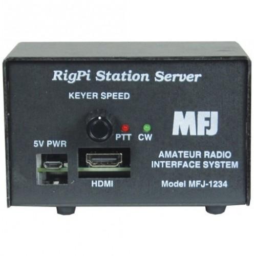 MFJ 1234 RigPI STATION SERVER ACCESSORI RADIO