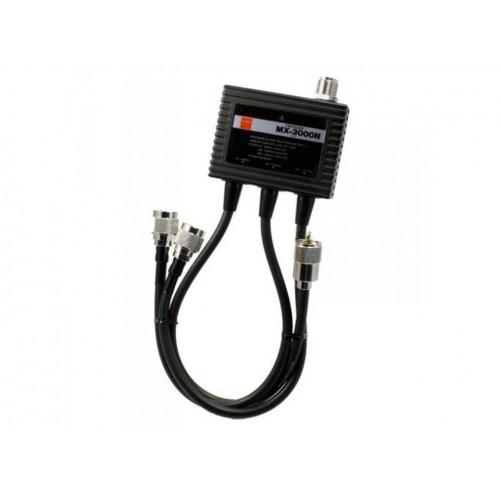 DIAMOND MX-3000N TRIPLEXER HF-VHF/UHF/SHF