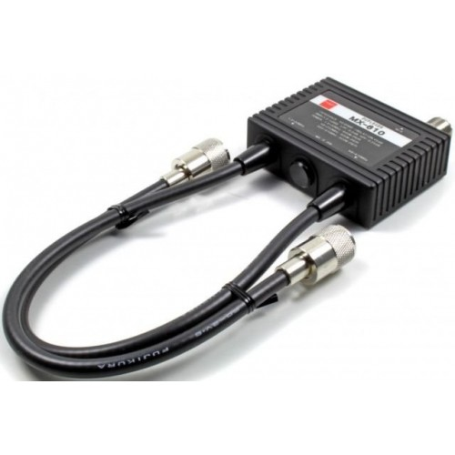 DIAMOND MX-610M DUPLEXER HF/VHF-UHF DUPLEXER E TRIPLEXER