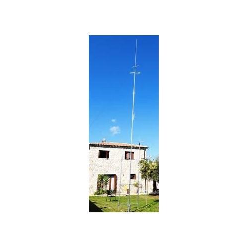 PROSISTEL PST-1080VF ANTENNA VERTICALE 10-12-15-17-20-20-40-80M HF VERTICALI