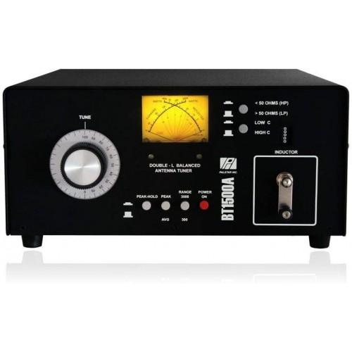 PALSTAR BT-1500A ACCORDATORE D'ANTENNA MANUALE 1,8-54 MHz 1500 W MANUALI