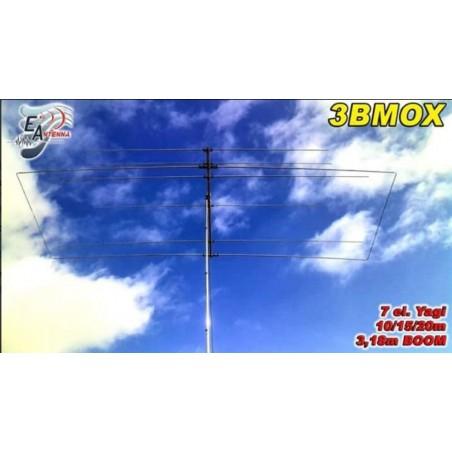 EANTENNA 3BMOX 7 ELEMENTI 10-15-20M MOXON